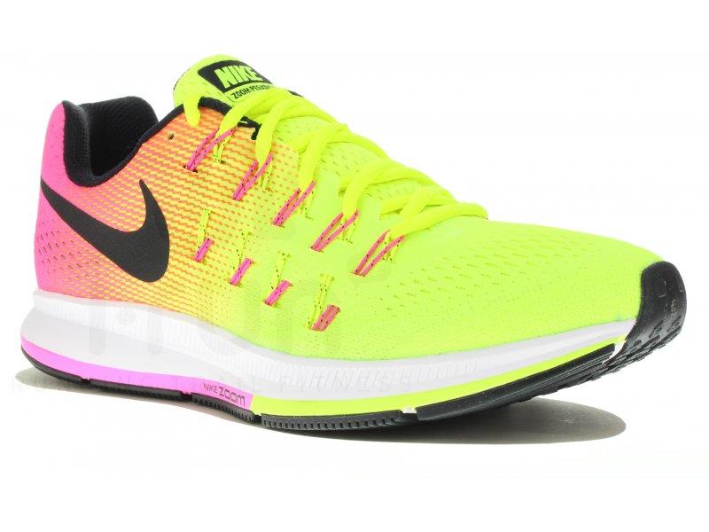 online store 448c8 2922a Nike Air Zoom Pegasus 33 OC W femme Noir