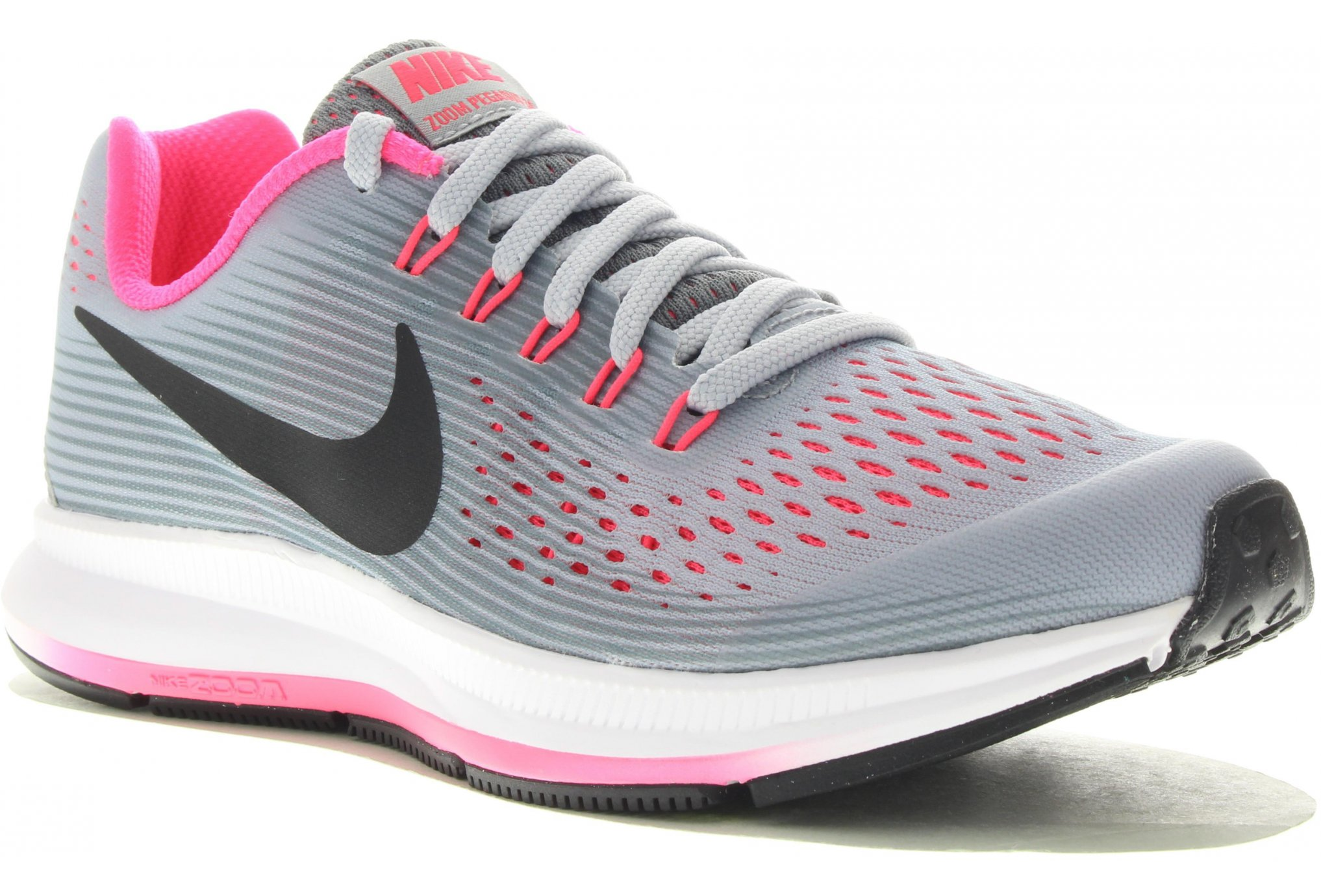 chaussures de séparation 8fda0 cef13 Trail Session - Nike Air Zoom Pegasus 34 GS Chaussures ...