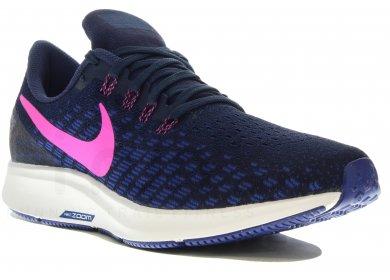 7ec8dfeddf4 Nike Air Zoom Pegasus 35 W femme Bleu marine pas cher