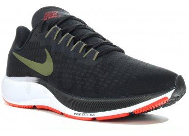 Nike Air Zoom Pegasus 37 M homme Noir pas cher