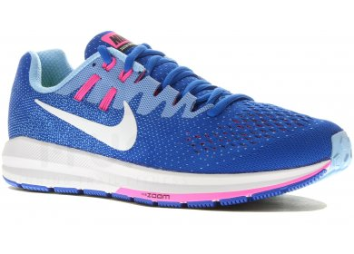 Nike Air Zoom Cher Structure 20 W Pas Cher Zoom Chaussures Running Femme 133d8a