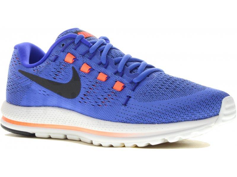 buy online aa43f a9de6 Nike Air Zoom Vomero 12 M homme Bleu pas cher
