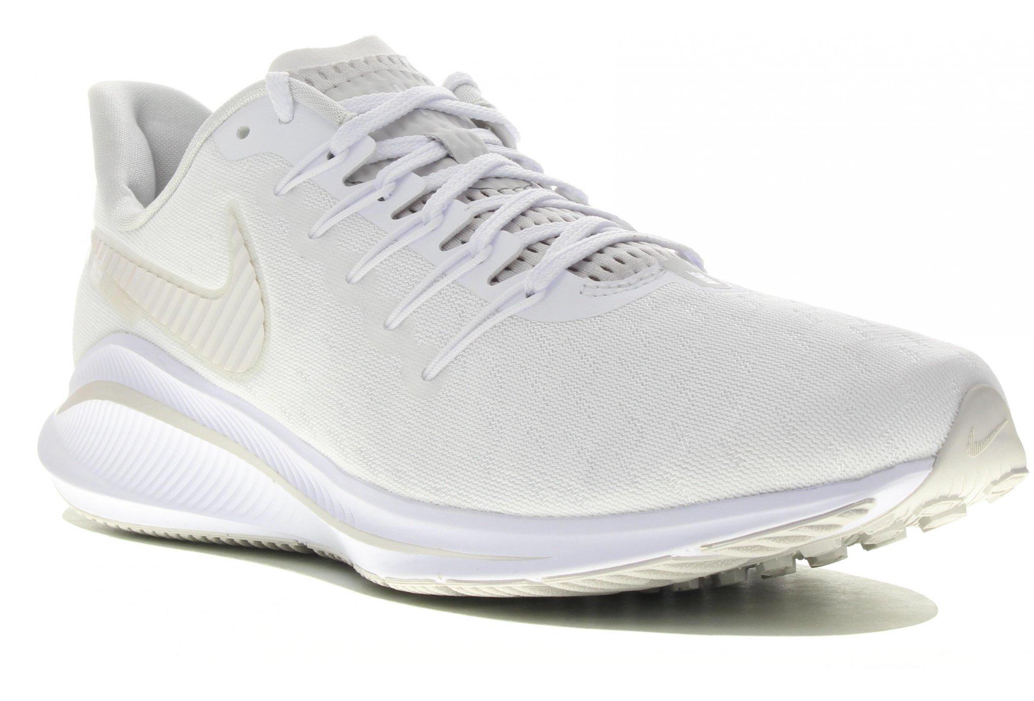 promo code 0eeba b6cd6 Nike Air Zoom Vomero 12 TB M homme Blanc pas cher