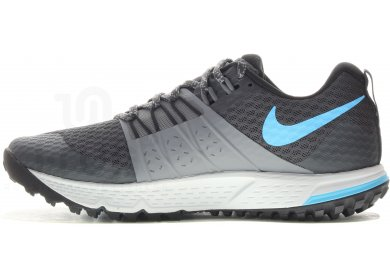 5ae72f4bb08 Nike Air Zoom Wildhorse 4 M homme Noir pas cher