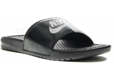 Nike Benassi JDI M pas cher Chaussures homme running Tongs