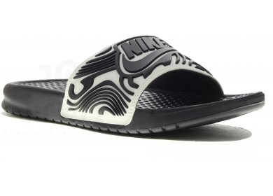 ff404a1b25d Nike Benassi JDI SE M homme Noir pas cher