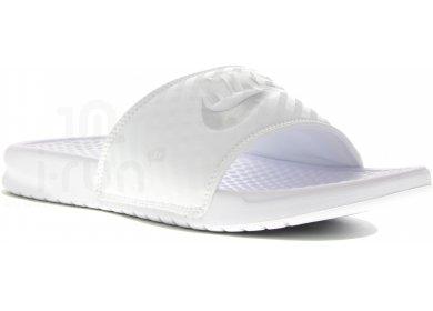 500384e6bba Nike Benassi JDI W femme Blanc pas cher