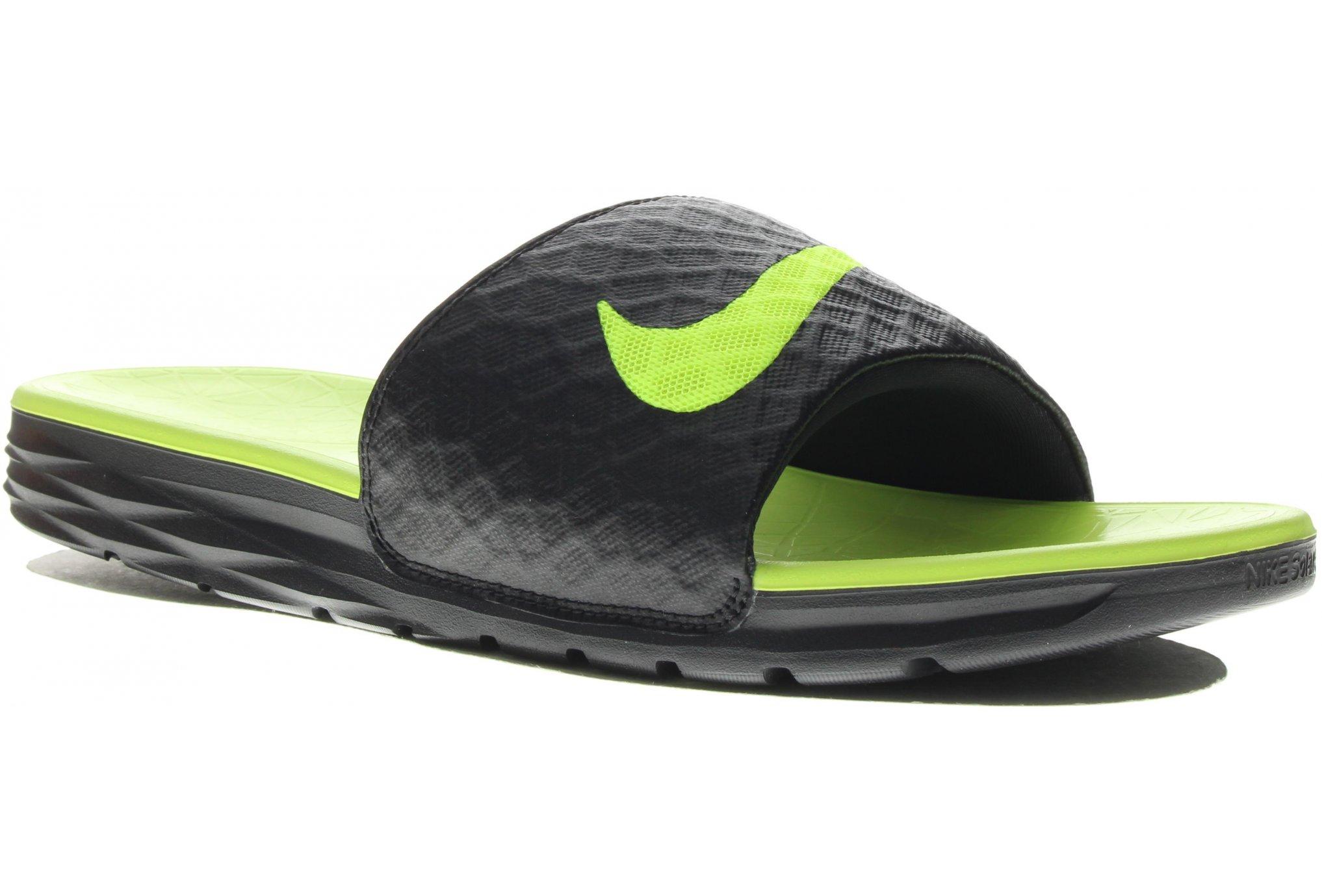 Nike Benassi Solarsoft M Diététique Chaussures homme