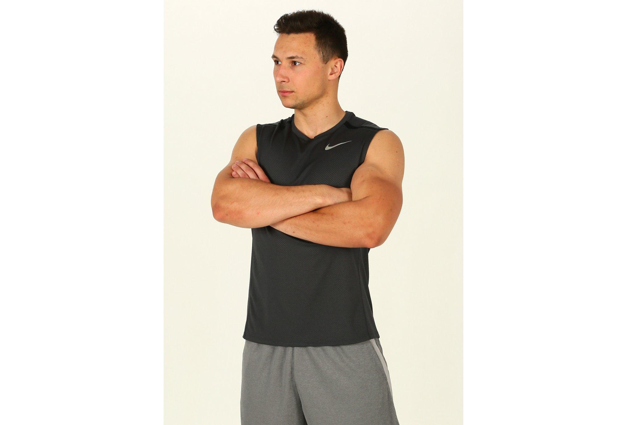 Nike Breathe Cool Miler M Diététique Vêtements homme