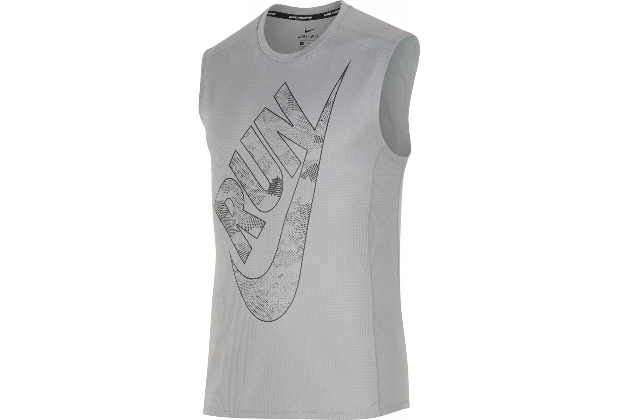 la meilleure attitude f73d7 bf44a Trail Session - Nike Breathe Miler Cool Print M vêtement ...