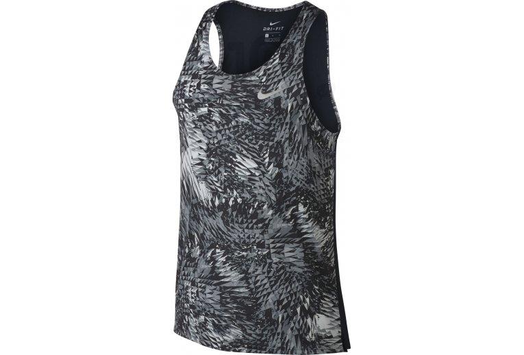 bajo precio muchos de moda comprar baratas Nike Camiseta de tirantes Breathe Running