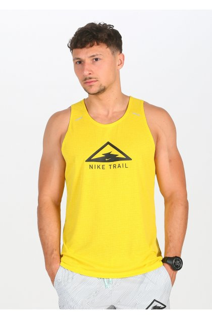 Nike camiseta de tirantes Breathe Rise 365 Trail