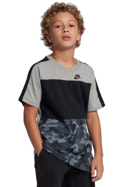 Nike Camiseta manga corta Camo