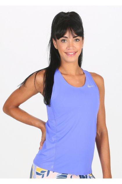 Nike camiseta de tirantes City Sleek