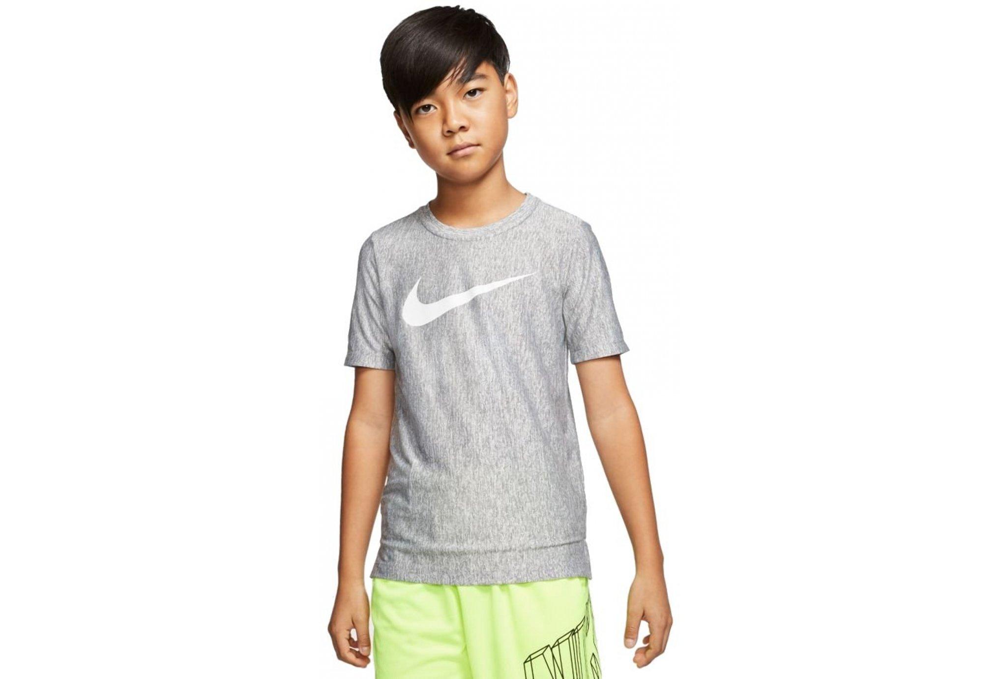 Nike Core Performance Heather Junior vêtement running homme
