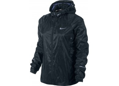 Nike Coupe-vent Cyclone W femme Noir pas cher