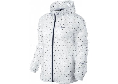 Nike Coupe-vent Cyclone W femme Blanc pas cher