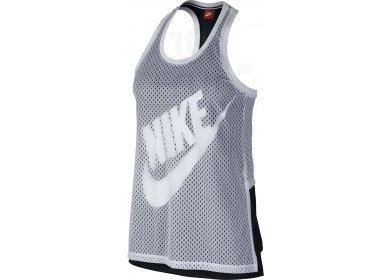 Femme Nike Cher Vêtements Pas Running Fitness Débardeur W Mesh WSwq4ap fffadd523da