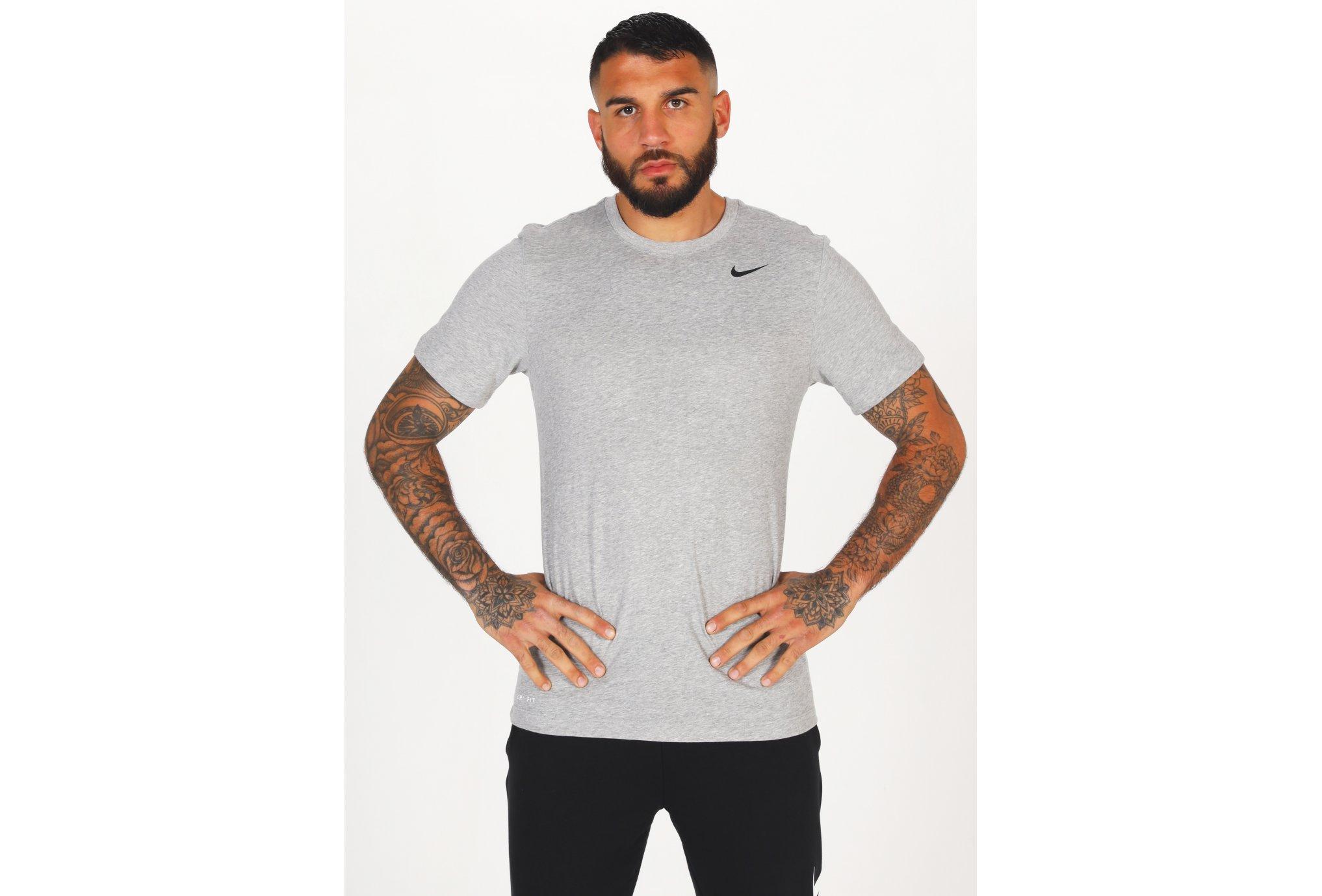 Nike Dfc Block Solid Crew M vêtement running homme