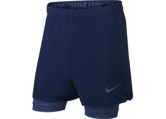 Nike pantalón corto Dri-Fit 2 en 1