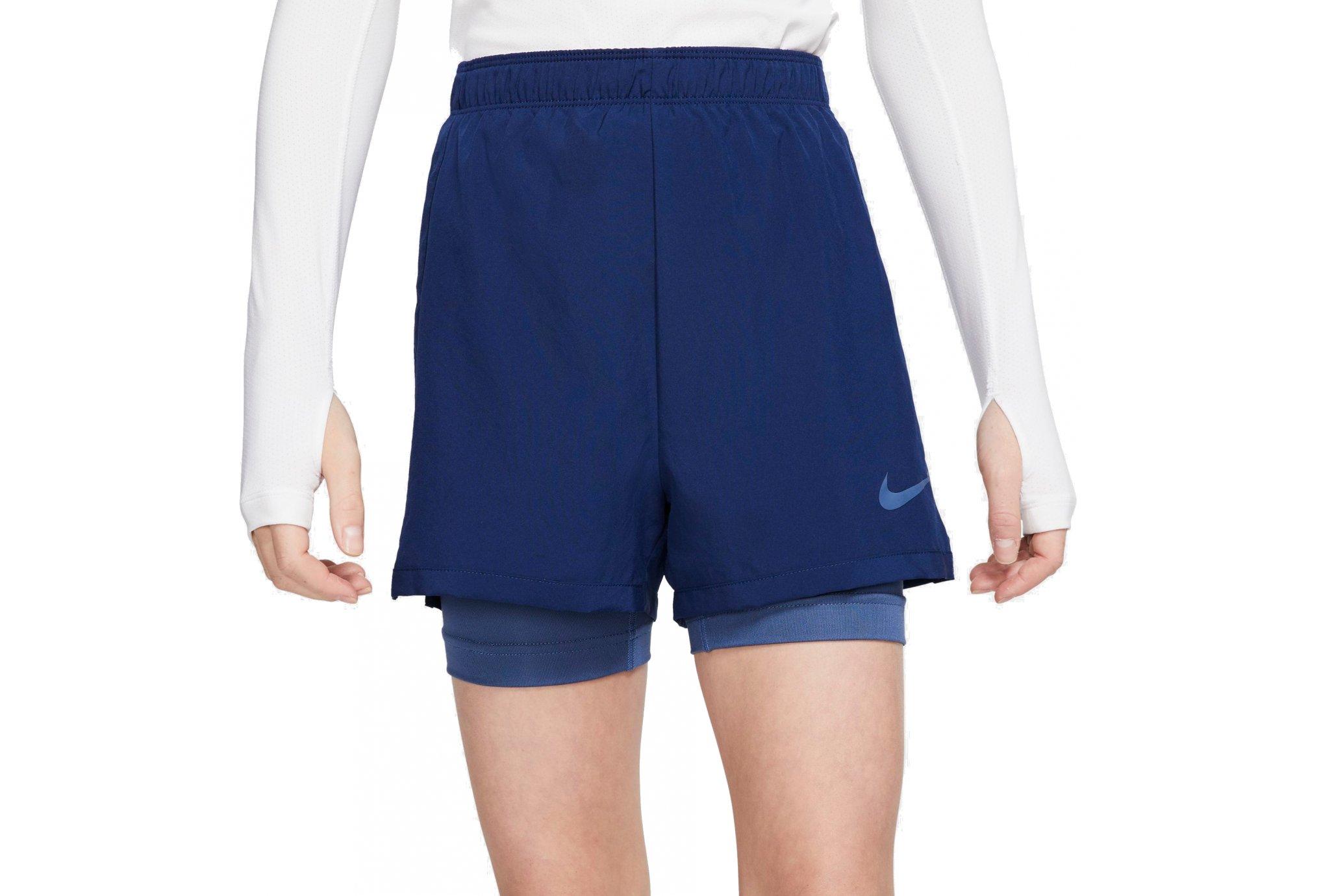 Nike Dri-Fit 2 en 1 Fille vêtement running femme