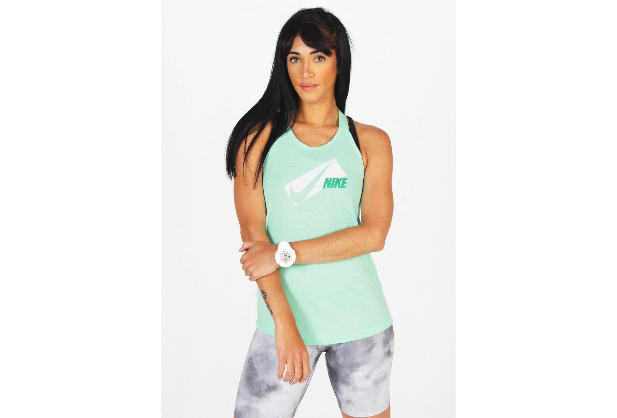 Nike Dri-Fit Elastika W vêtement running femme