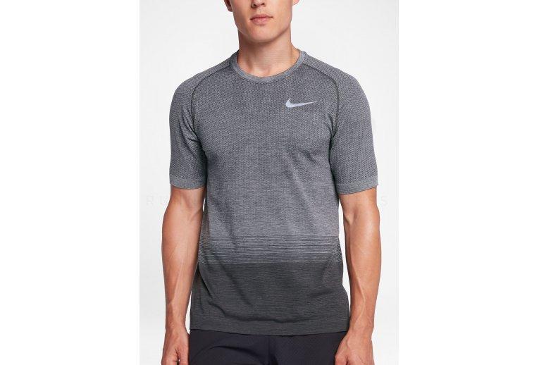 fcd49c4926480 Nike Camiseta manga corta Dri-Fit Knit en promoción