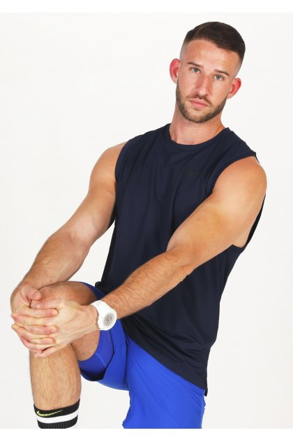 Nike camiseta sin manga Dri-FIt