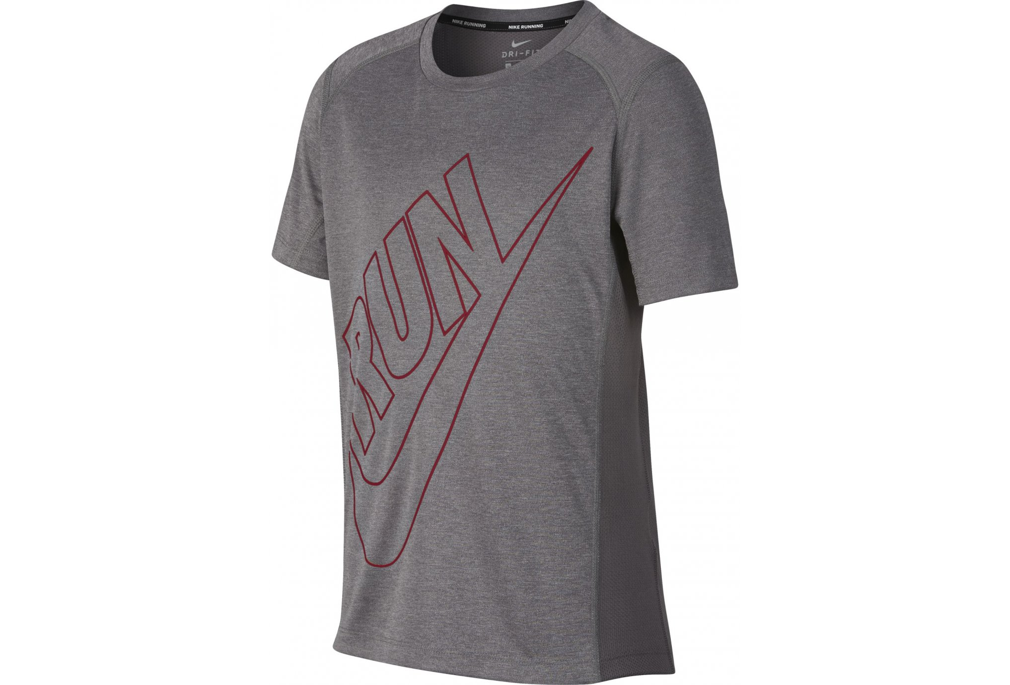 Nike Dri-Fit Miler Junior vêtement running homme