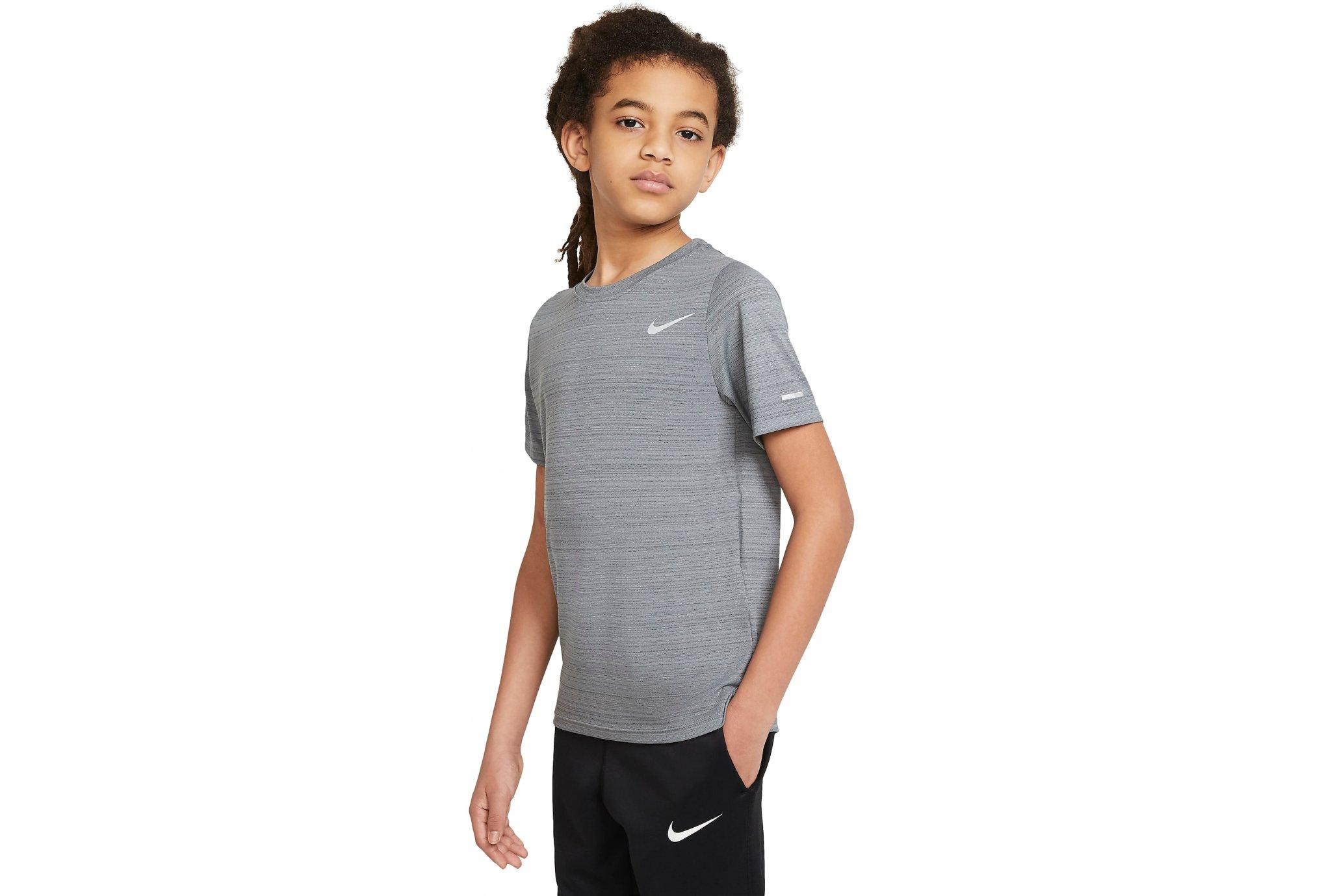 Nike Dri-Fit Miler Junior vêtement running homme