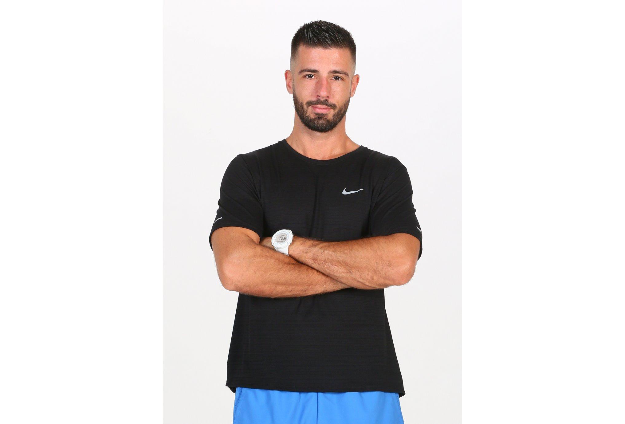 Nike Dri-Fit Miler M vêtement running homme