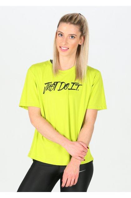 Nike Camiseta manga corta Dry Elevated JDI