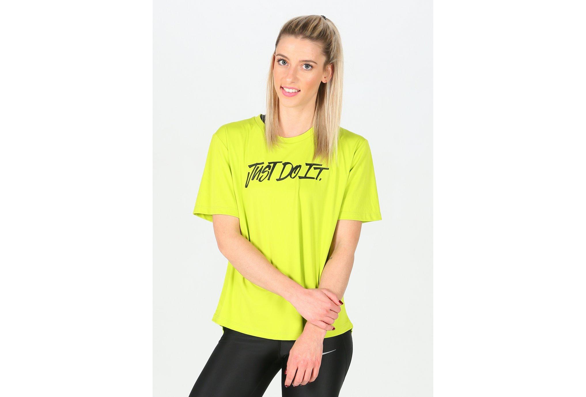 Nike Dry Elevated JDI W vêtement running femme