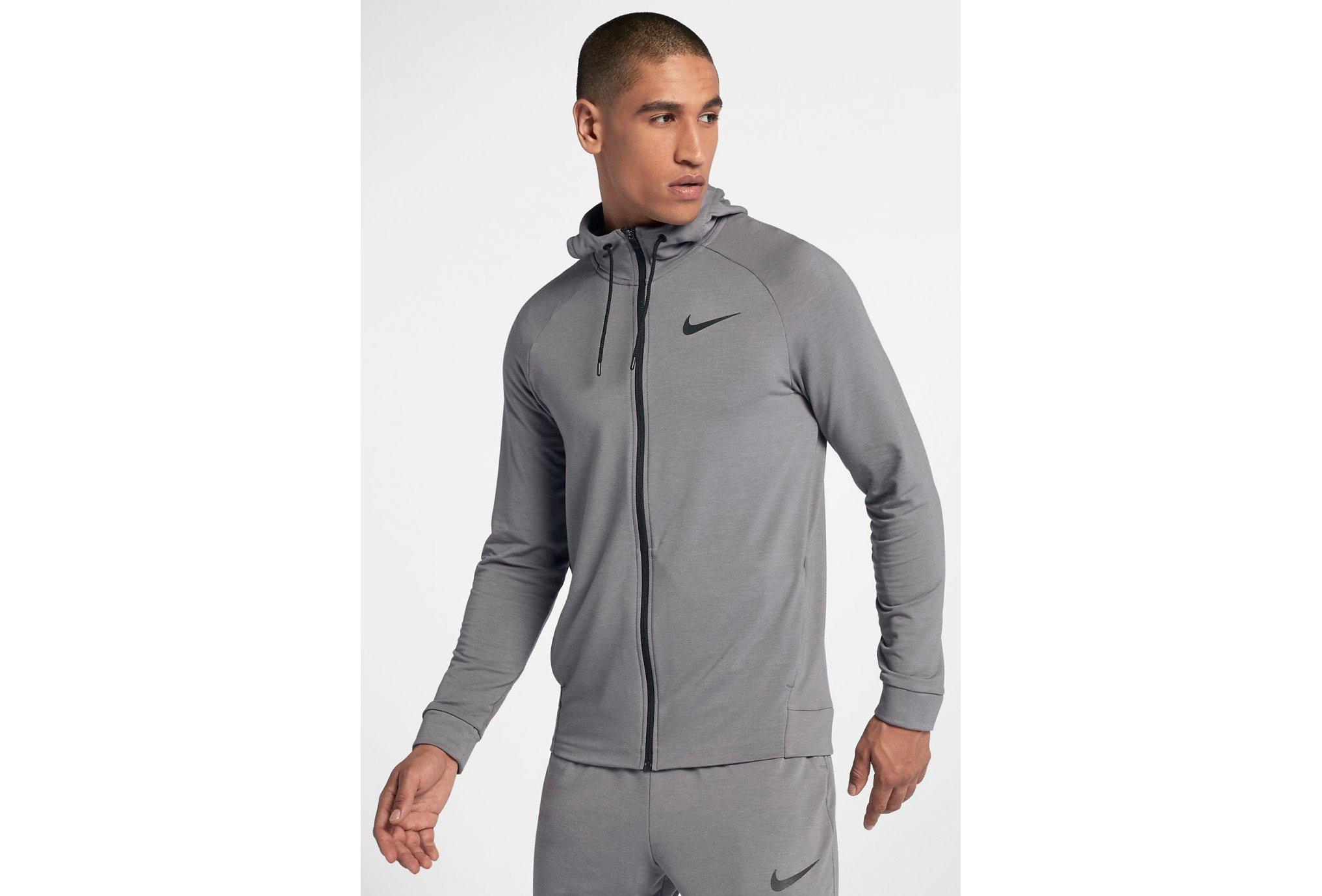 Nike Dry Hoodie M vêtement running homme