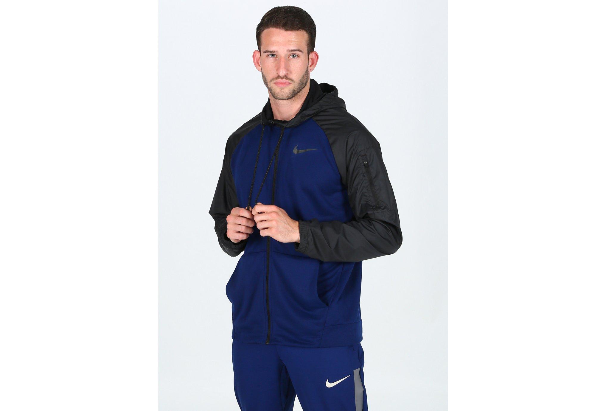 Nike Dry Hoodie Utility Core M Diététique Vêtements homme