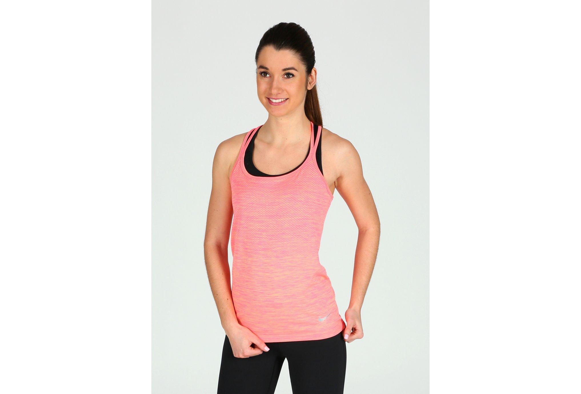 Nike Dry Knit W Diététique Vêtements femme