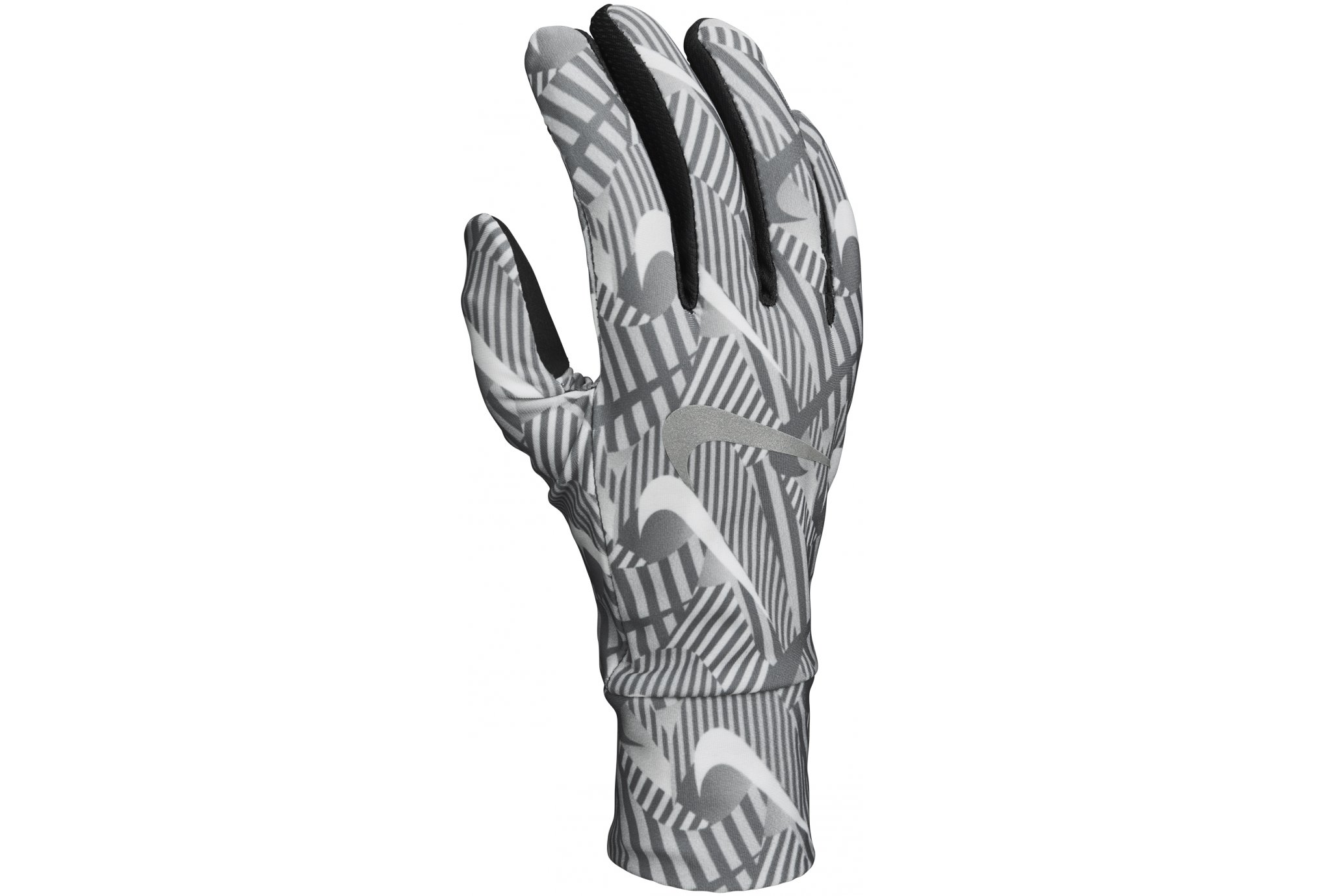Nike Dry Lightweight Tech Run Printed W Bonnets / Gants