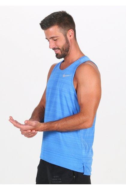 Nike camiseta de tirantes Dry Miler