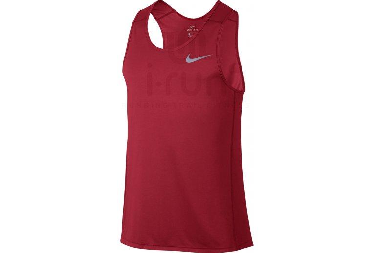 zapatos clasicos presentación gama completa de artículos Nike Camiseta de tirantes Dry Miler Running