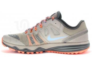47ebe4c06e43 Nike Dual Fusion Trail 2 W femme Beige pas cher
