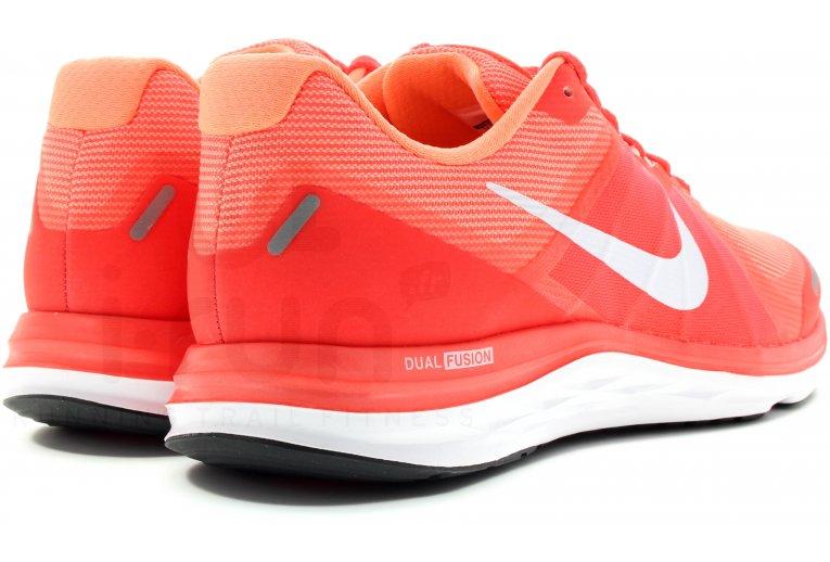 newest 03a2c bad8e Nike Dual Fusion X 2 en promoción   Zapatillas Mujer Nike Asfalto ...
