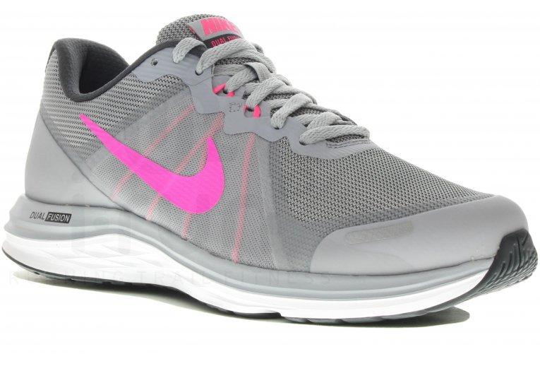 Detalles acerca de Mujeres Nike Dual Fusion Run 2 Negro Zapatillas Correr 599564 016 mostrar título original