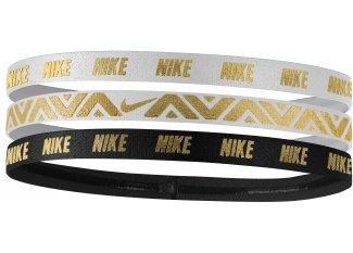Nike Gomas de pelo Hairband x3
