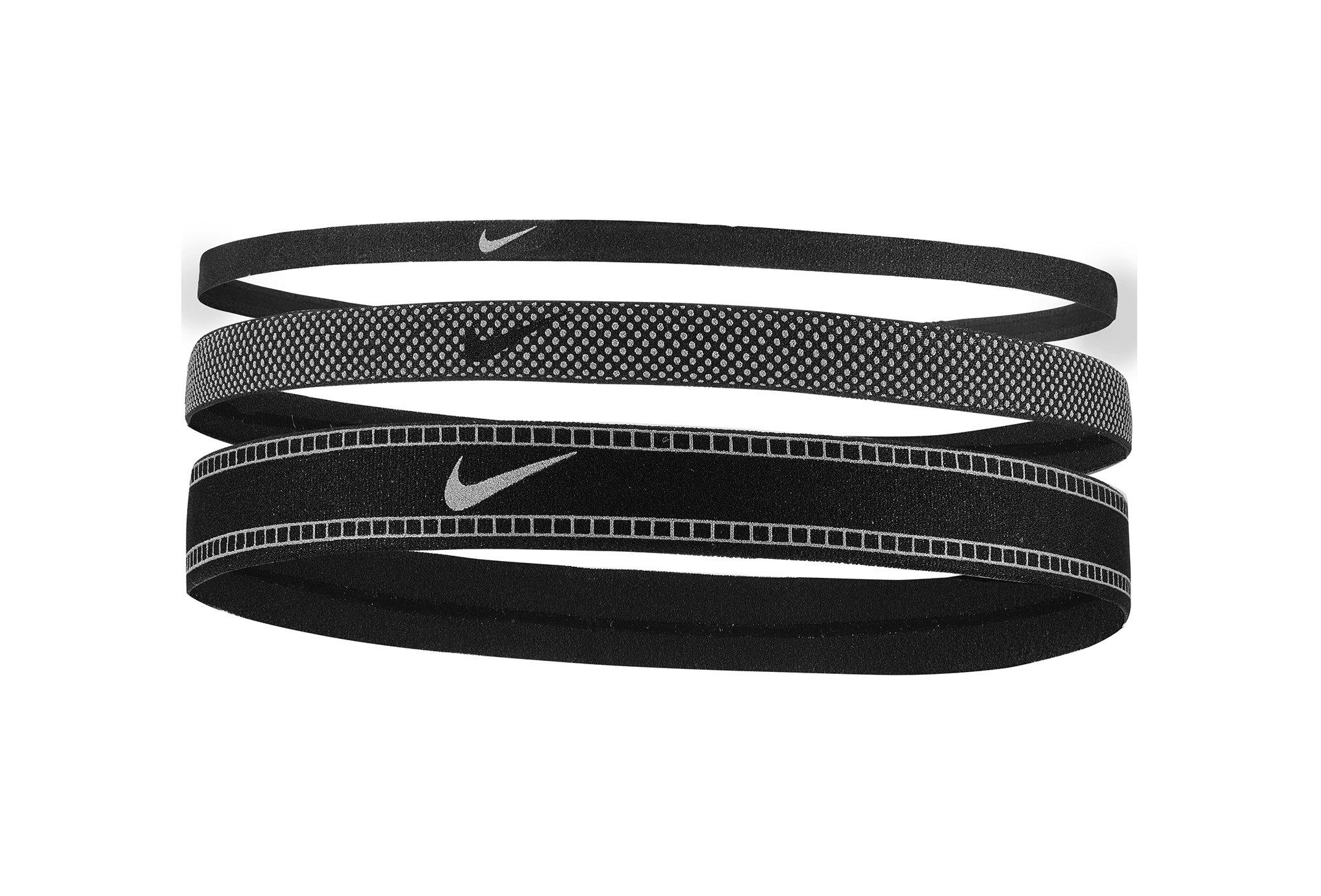 Nike Elastiques Headbands Reflective x3 Casquettes / bandeaux