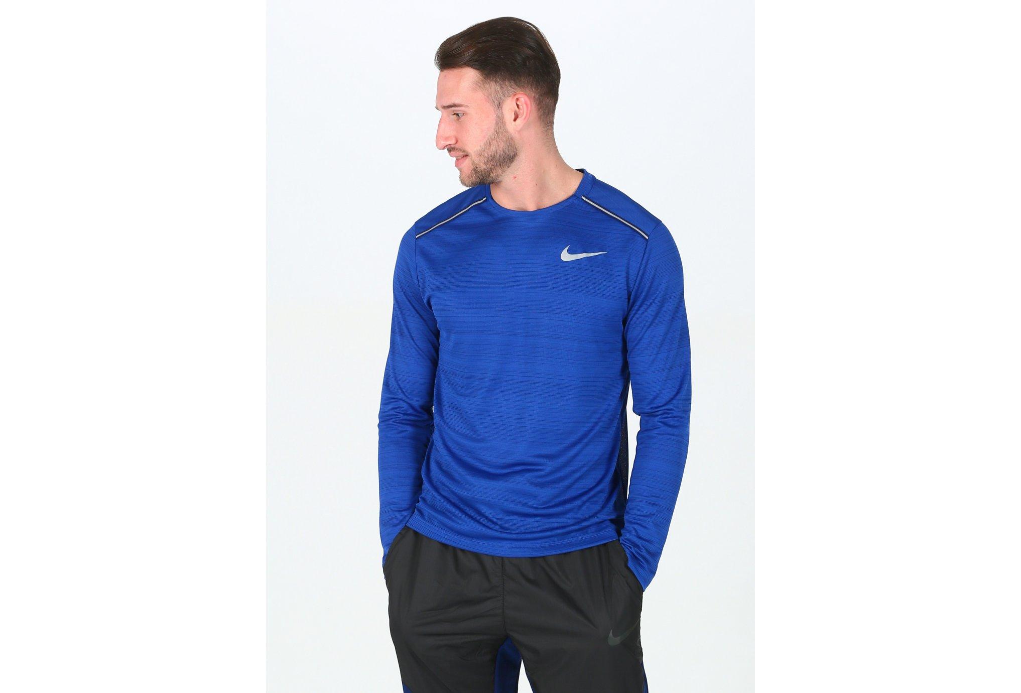 Nike Element Crew 3.0 M Diététique Vêtements homme
