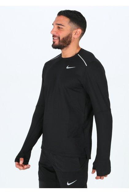 Nike camiseta manga larga Element Crew 3.0