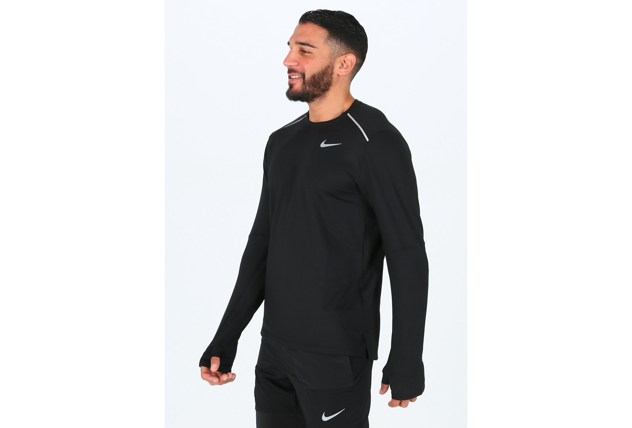 Nike Element Crew 3.0 M vêtement running homme
