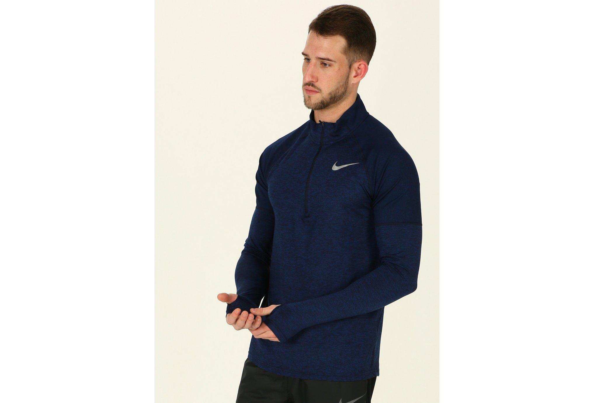 Nike Element Half Zip M Diététique Vêtements homme