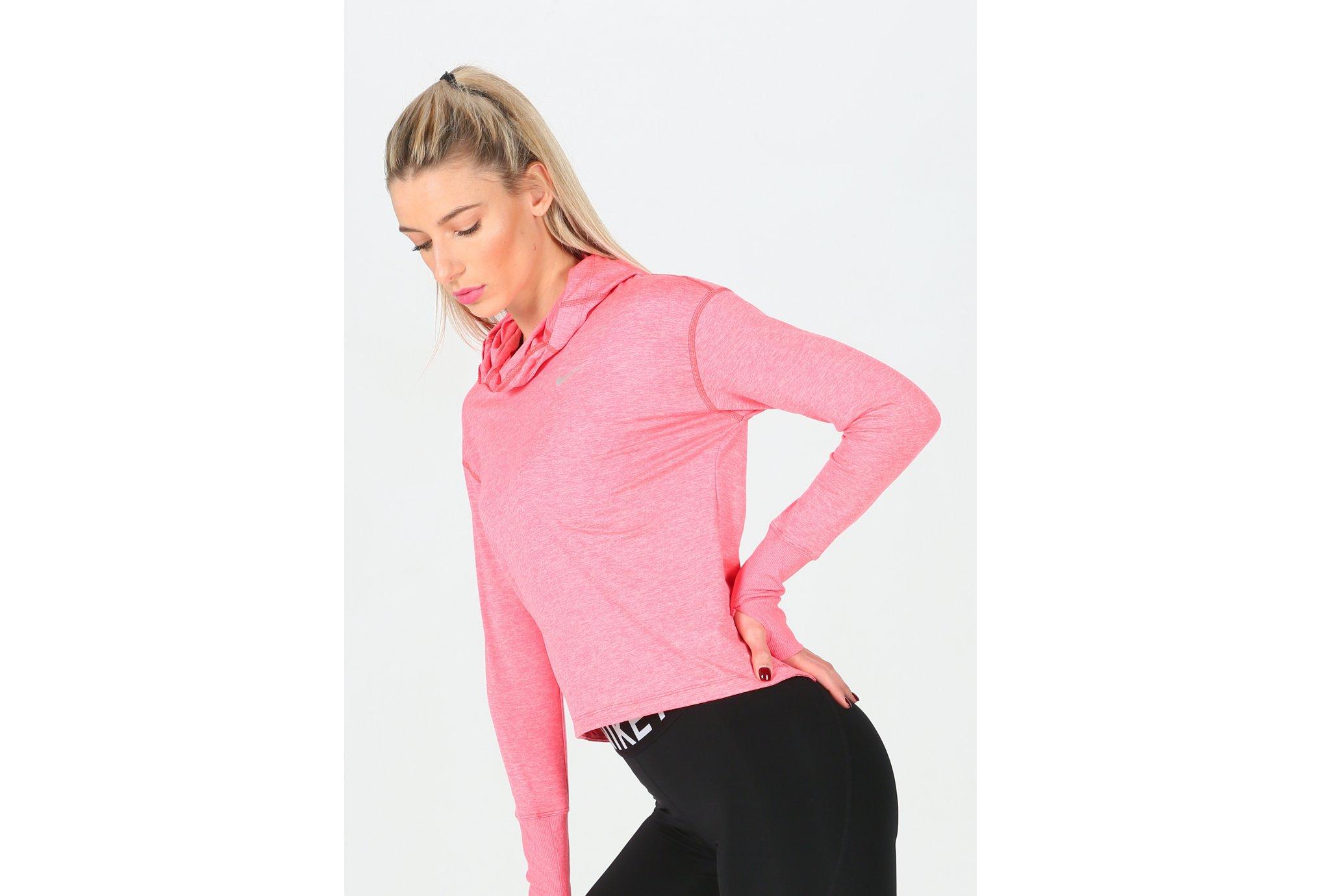 Nike Element Hoodie W Diététique Vêtements femme