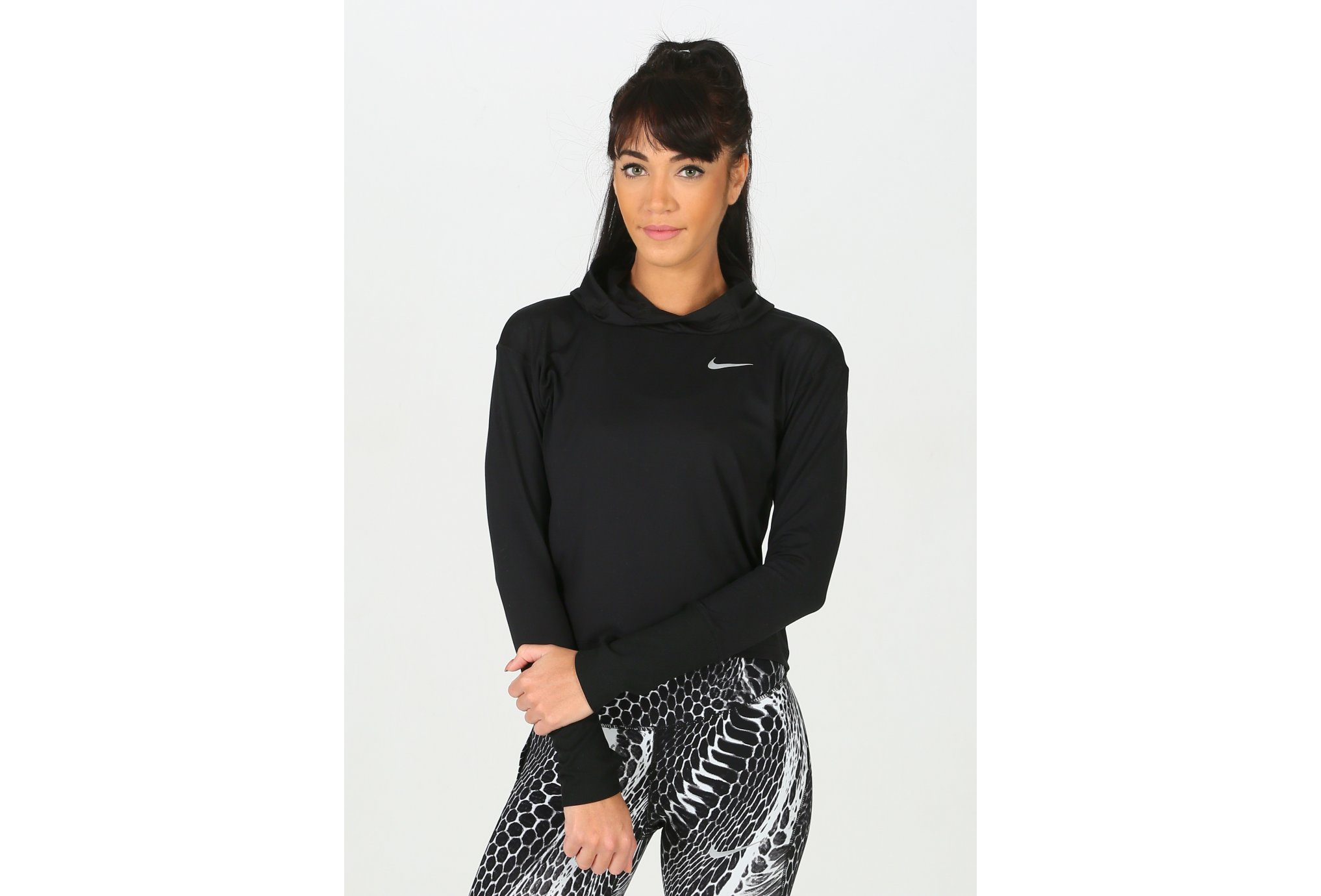 Nike Element Hoodie W vêtement running femme